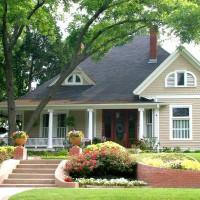 Thiết kế xây dựng nhà vườn