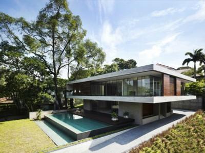 Thi công xây dựng nhà vườn hiện đại