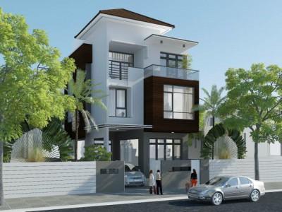 Dịch vụ xây dựng nhà phố