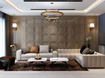 Thiết kế xây dựng nội thất biệt thự