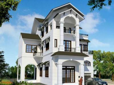 Xây dựng kiến trúc nhà phố
