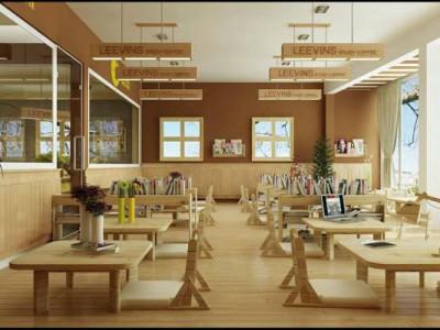 Thiết kế xây dựng quán cafe