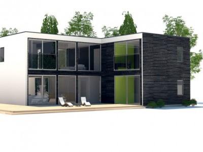 Xây dựng kiến trúc biệt thự hiện đại