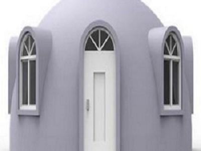 Dome house  FRP 05