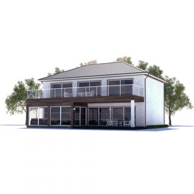 Mẫu thiết kế xây dựng biệt thự