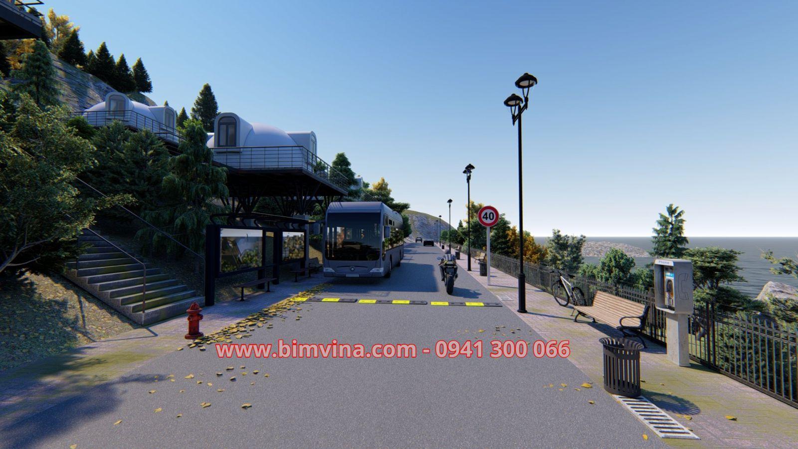 mẫu nhà di động dome houses