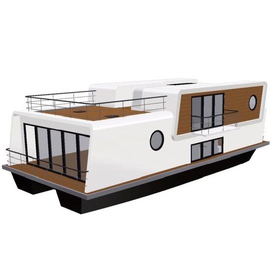 Nhà du thuyền FRP 2