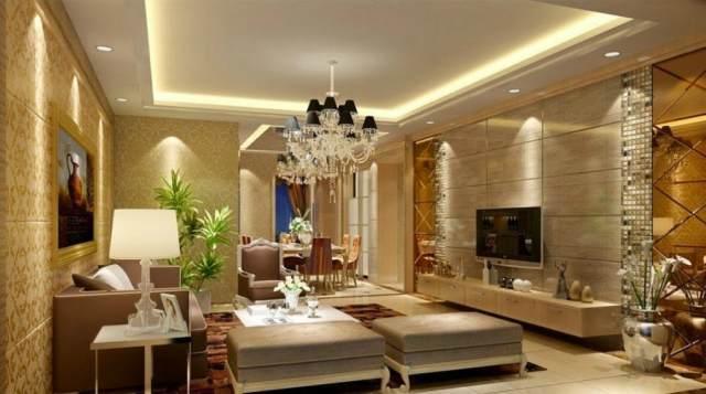 Thiết kế trang trí nội thất biệt thự