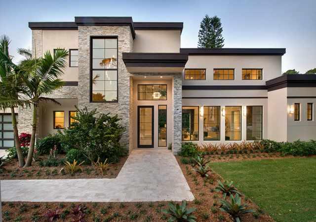 Mẫu thiết kế thi công nhà đẹp